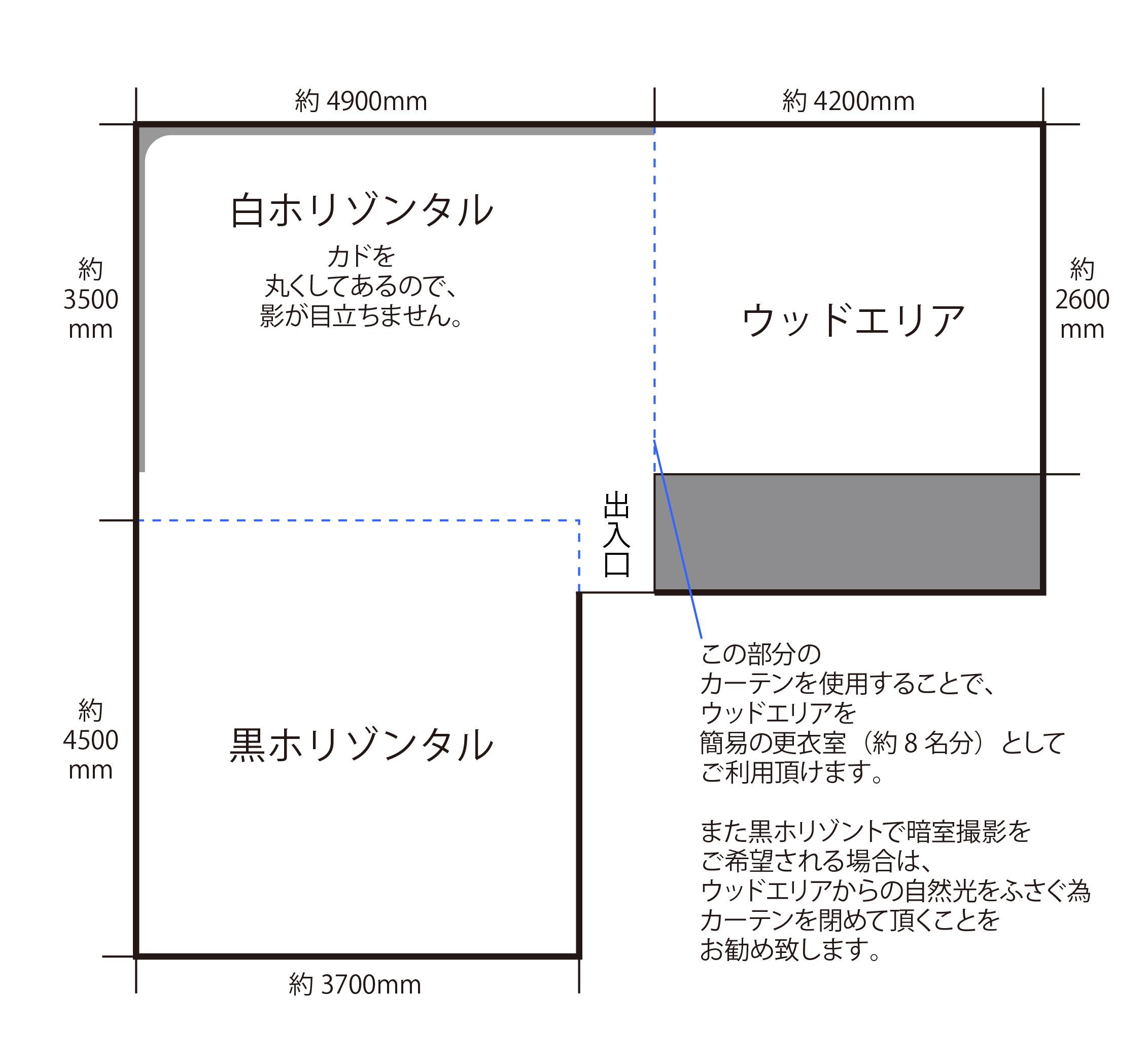 なんば桜川店ベーシックスタジオ