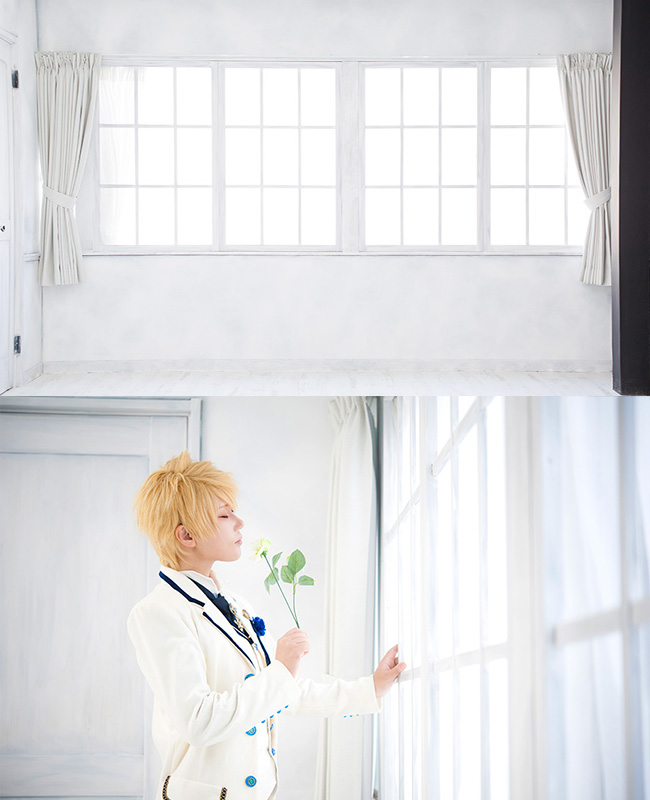 窓辺エリア